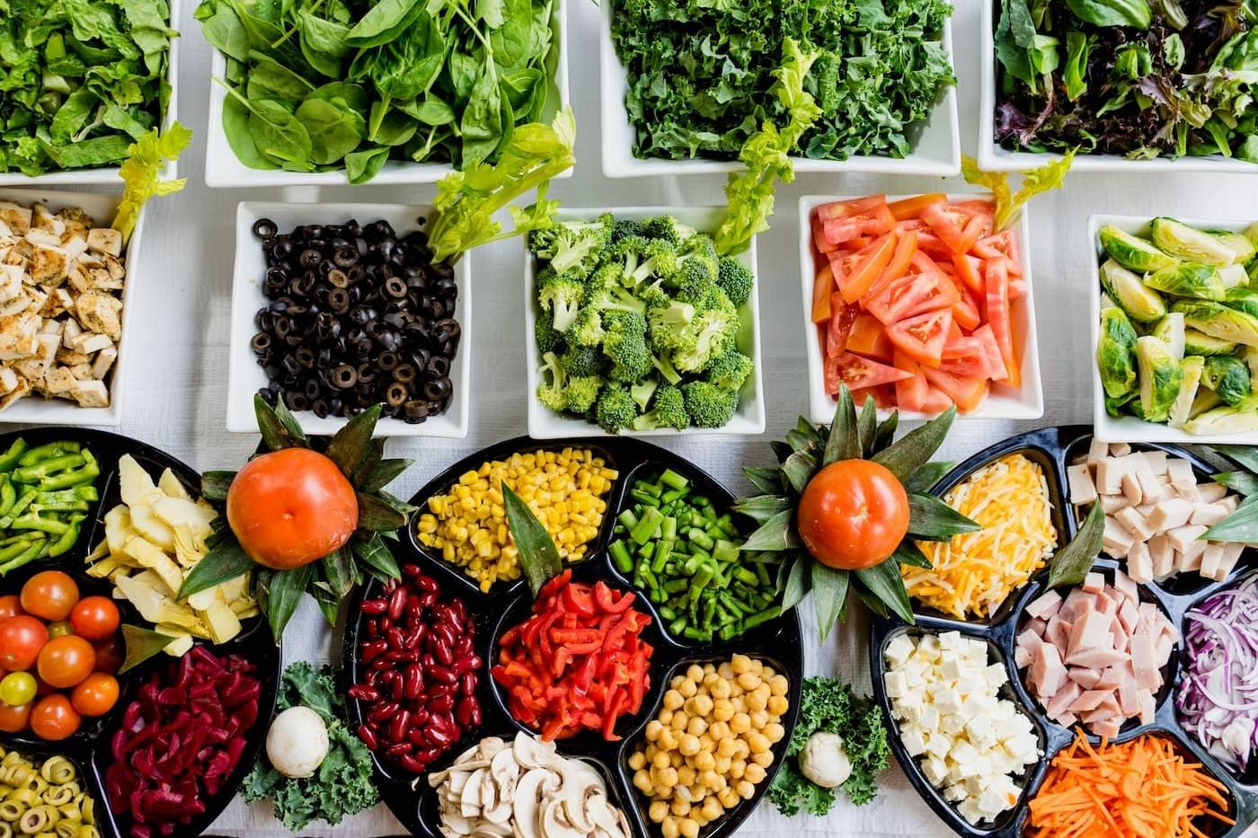 dieta para estudiantes