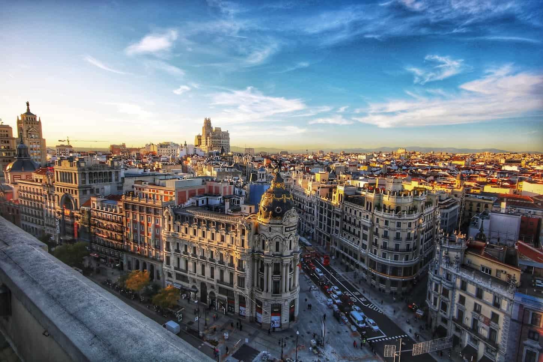 planes verano en Madrid